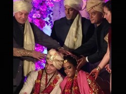 Arpita Khan Salman Khan Sister Wedding Pics