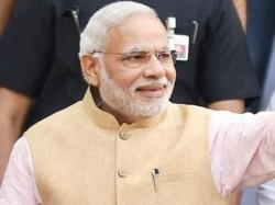 Prime Minister Narendra Modi Returns Home After 3 Nation Tour