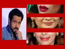 Serial Kisser Emraan Hashmi Was Asked Identify The Lips Kissed