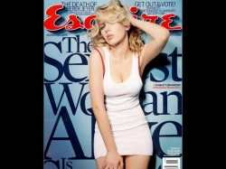 Scarlett Johansson Birthday Hottest Magazine Covers