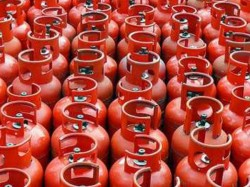 People Have Fill Forms Taking Lpg Gas Subsidy