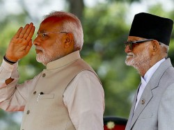 Pm Modis Visit To Janakpur Cancelled After Protests By Opposition Parties In Nepal
