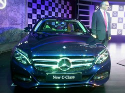 Mercedes Benz C Class Launched Price Specs Features More