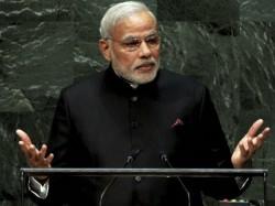 Pm Narendra Modi Raises 26 11 At Summit