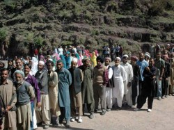 Live Second Phase Polls Jammu Kashmir Jharkhand Today