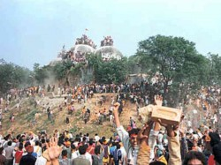 nd Anniversary Of Babri Masjid Demolition Over 10000 Security Deployed Ayodhya