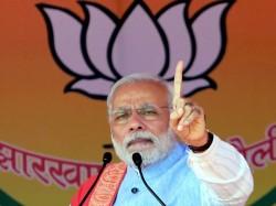 Terrorists Tried To Attack Indian Democracy Pm Narendra Modi