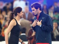 Roger Federer Plays Tennis With Aamir Deepika Akshay