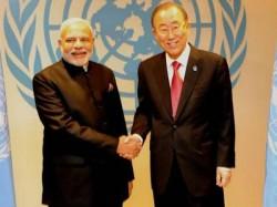 Ban Ki Moon To Take Part In Vibrant Gujarat Summit
