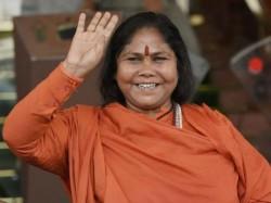 What Said Sadhvi Niranjan Jyoti About Pm Narendra Modi