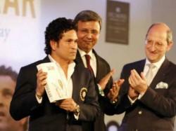 India Cricket Sachin Tendulkar Honoured By Guinness World Records On 60th Anniversary