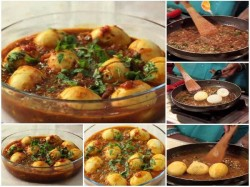 Quick Easy Andhra Style Egg Curry