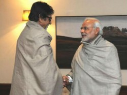 Amitabh Bachchan Meet Pm Narendra Modi At Pmo