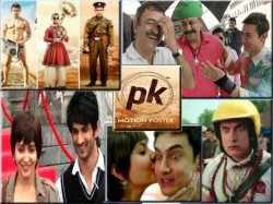 Aamir Khan Pk Box Office Collection Report 12 Days