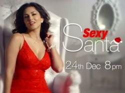 See Pics Sunny Leone As Sexy Santa