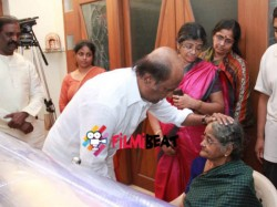 Photos Celebrities Pay Respect To K Balachander