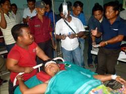 Assam Tribes Took Revenge Two Bodo Militants Killed