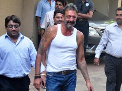 Sanjay Dutt Out On Furlough Lost Weight