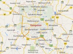 Low Intensity Blast Church Street Area Bengaluru Three Injured