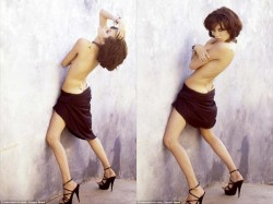 Unseen Pics Of Angelina Jolie From An Old Photoshoot