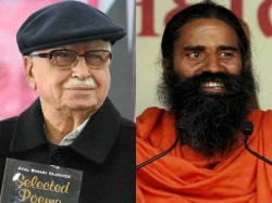L K Advani Baba Ramdev May Get Padma Awards Sources