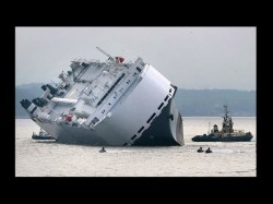 Ship Carrying 1200 Jaguar Land Rover Cars Worth Gbp 100 Mn Grounded Near Britain