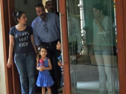Sanjay Dutt Returns To Jail Furlough Extension Plea Rejected