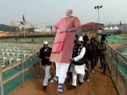 Pm Modi Address Rally Dwarka New Delhi Attacked On Aap Congress