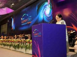 Who Said What Valedictory Function Vibrant Gujarat Summit 2015 Gandhinagar Gujarat