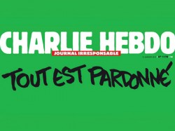 Charlie Hebdo Comeback Prophet Muhammad Cartoon On New Cover Page
