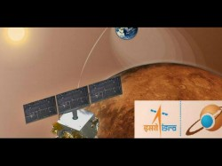 Mangalyaan Nss Usa Space Pioneer Award Isro Successful Mars Orbiter Mission