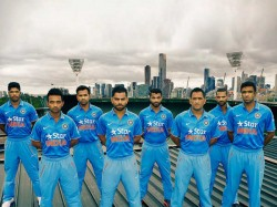 Team India S New Jersey World Cup 2015 Is Made Out Of Recycled Plastic Bottles