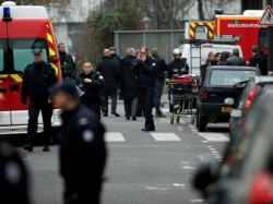 At Least 3 People Taken Hostage At Post Office Near Paris