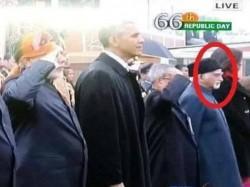 Has Vice President Hamid Ansari Shown Disrespect Our Tri Colour