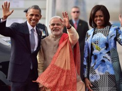 Barack Obama Praises Narendra Modi At India Us Ceo Summit