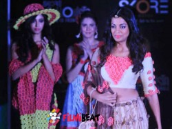 Photos Of 1st Condom Fashion Show In India