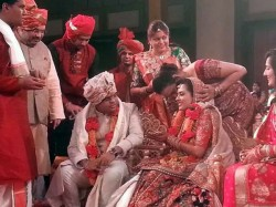 After Delhi Defeat Amit Shah Tones Down Son S Wedding Ceremony