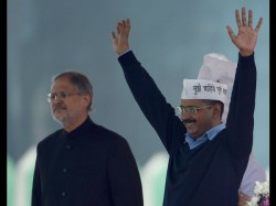 What Arvind Kejriwal Said After Oath Ceremony As Chief Minister New Delhi