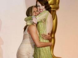 Oscars 2015 Lady Gaga Best Dressed Celebrities On Red Carpet