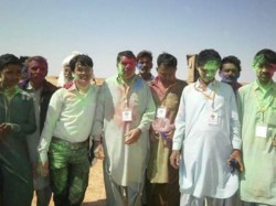 Hindus Are Celebrating Holi In A Big Way In Pakistan