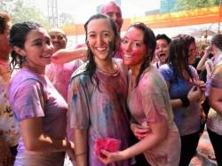 Holi Celebration All Over India