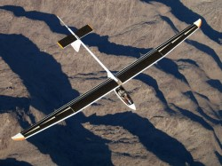Solar Plane On 1st World Journey Lands In Ahmedabad Today