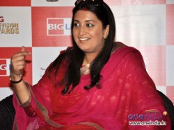 Smriti Irani Named As Young Global Leader From India