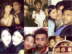 Tollywood Celebrities Partying And Getting Drunk