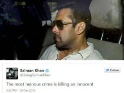 Salman Khan Deletes Tweet Regarding Peshawar Attack After Criticism