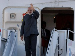 Pm Modi Reaches Canada To Focus On Energy Investments