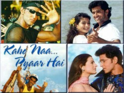 Unknown Facts Shahrukh Was The First Choice For Kaho Naa Pyaar Hai Not Hrithik