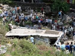 Bus Accident Nepal 17 Gujarati Tourists Dead 21 Injured
