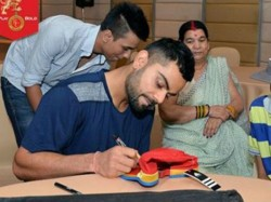 Pics Virat Kohli Took Facebook As He Shared Picture His Priceless Moments