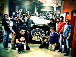 Tusker H O G Chapter Fuelling Passion Harleys